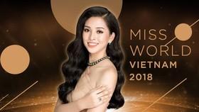 Hoa hậu Trần Tiểu Vy: Những giấc mơ có thật