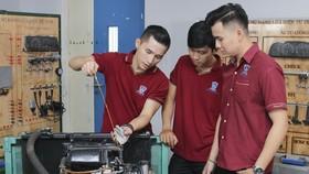 Trường ĐH Nguyễn Tất Thành công bố điểm trúng tuyển theo kết quả kỳ thi riêng