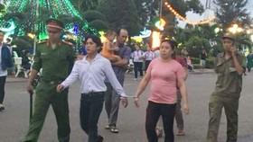 Phan Thiết: Bắt gần 20 đối tượng cướp, móc túi trong đêm hội trung thu