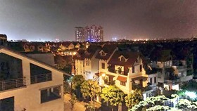 The Viet Hung Urban Area in Hanoi's Long Bien District. (Photo: VNS)