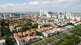 An urban area in southern HCMC (Photo: SGGP)