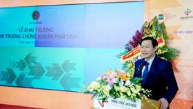 Deputy Prime Minister Vuong Dinh Hue