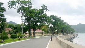 A corner of Con Dao Island 