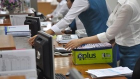 The National Assembly voted on an amended version of the country's Law on Credit Institutions on Monday. (Photo: vnexpress.net)