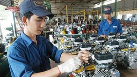 Component production and assembly at a FDI company (Photo: SGGP)
