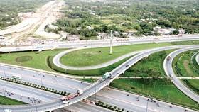 Cat Lai intersection, District 2, HCMC (Illustrative Photo: SGGP)