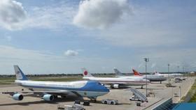 The Phnom Penh International Airport (Photo: www.ttrweekly.com)