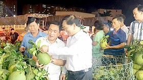 Vegetable, fruit prices forecast to mitigate near Tet Holiday