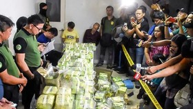 Thai police seize drugs worth US$25 million
