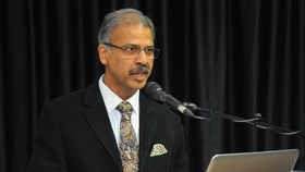 India's High Commissioner to Malaysia Mridul Kumar (Photo: malaysiakini.com)