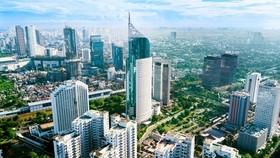 Jakarta capital city of Indonesia (Photo: news.sky.com)