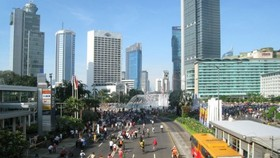 A view of Indonesian capital Jakarta (Photo: FIM)