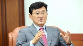Deputy Foreign Minister for Political Affairs Yoon Soon-gu (Source: Yonhap News Agency)