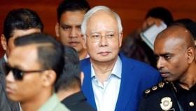 Former Malaysian Prime Minister Najib Razak.(Photo: Inquirer.net)