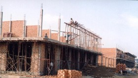 Multiple housing projects are being constructed to accommodate buyers' needs