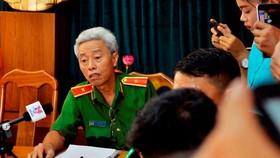 """Thiếu tướng Phan Anh Minh: Nhóm trộm rút dao tấn công các """"hiệp sĩ"""" diễn ra chỉ trong 13 giây"""