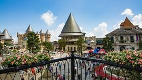 """Vinh danh Sun World Ba Na Hills là """"Khu du lịch hàng đầu Việt Nam 2017"""""""