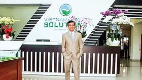 Ông David Dương, Chủ tịch HĐQT VWS: Cải tiến công nghệ để không tụt hậu