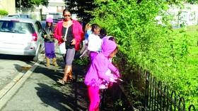 Trẻ em ở London không thạo về nguồn gốc trái cây