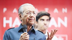 Thủ tướng Mahathir Mohamad