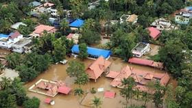 Lũ lụt ở bang Kerala khiến hơn 400 người thiệt mạng