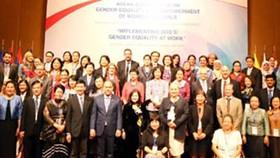 Đối thoại ASEAN - EU về bình đẳng giới, trao quyền cho phụ nữ và trẻ em gái