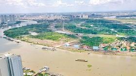 Dự kiến các chính sách của TPHCM  cho 321 hộ dân trong khu vực 4,3 ha Khu đô thị mới Thủ Thiêm