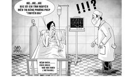 Điểu trị bằng phương pháp truyền bia