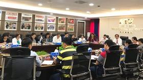 Công bố phương án tuyển sinh 2019 của ĐHQT Hồng Bàng sáng 16-1