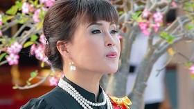 Công chúa Thái Lan Ubolratana Rajakanya. Ảnh: WIKIMEDIA