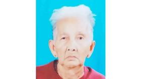 Tin buồn Bà mẹ Việt Nam anh hùng TRẦN THỊ ĐỦ