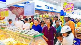 Hàng bình ổn tết được phân phối tại 4.209 điểm bán