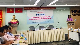 """Đồng chí Phạm Phương Thảo trò chuyện chuyên đề """"Ứng xử văn hóa"""""""
