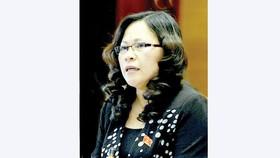 Bà Ngô Thị Minh