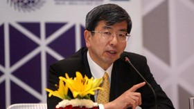 Chủ tịch Ngân hàng Phát triển châu Á Takehiko Nakao