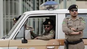 Lực lượng An ninh Saudi đã ngăn chặn một cuộc tấn công khủng bố vào một tòa nhà của Bộ Nội vụ ở Zulfi, phía bắc Riyadh. Nguồn: arabnews.com