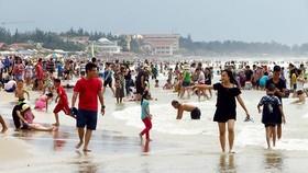 Du lịch biển là xu hướng du lịch thường thấy trong dịp lễ
