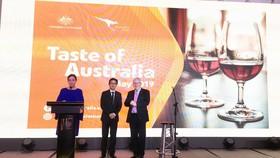 Đêm Gala Hương vị Australia đầy ấn tượng