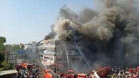 Ấn Độ: Ít nhất 15 học sinh thiệt mạng trong vụ hỏa hoạn ở trung tâm mua sắm