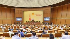 Phó Thủ tướng Phạm Bình Minh và 4 bộ trưởng trả lời chất vấn
