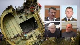 a công dân Nga và 1 công dân Ukraine bị nghi ngờ liên quan đến vụ bắn hạ máy bay MH17. Ảnh: New Sky