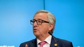 Chủ tịch Ủy ban châu Âu Jean-Claude Juncker. Ảnh: AFP/TTXVN