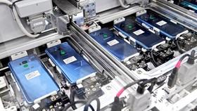 Tập đoàn điện tử hàng đầu Hàn Quốc Samsung  có thể sẽ bị ảnh hưởng bởi lệnh cấm của Nhật Bản