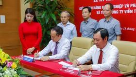 Agribank và MobiFone ký kết thỏa thuận hợp tác