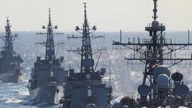Nhật Bản cân nhắc gửi tàu chiến tới vùng Vịnh