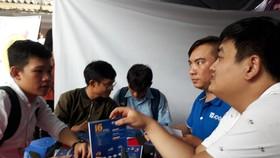 Kết nối cơ hội tìm kiếm việc làm cho sinh viên