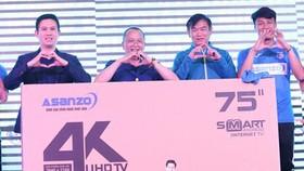 Tập đoàn Sharp thông báo sẽ kiện Asanzo