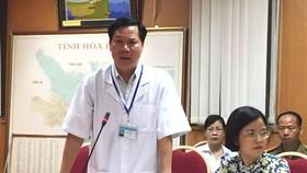 Vụ tai biến chạy thận làm 8 người chết: Giám đốc bệnh viện xin từ chức