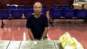 Phát hiện thêm 32 bánh heroin trong xe của trùm ma túy đất Cảng
