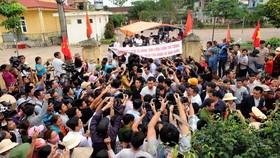 Nhiều cán bộ lãnh đạo xã Đồng Tâm bị kỷ luật Đảng rất nặng